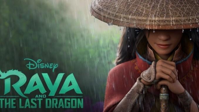 Coming Soon Trailers: Raya and the Last Dragon.