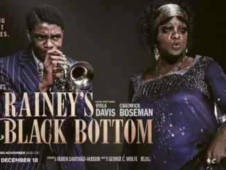 Oscars 2021: Ma Rainey's Black Bottom.
