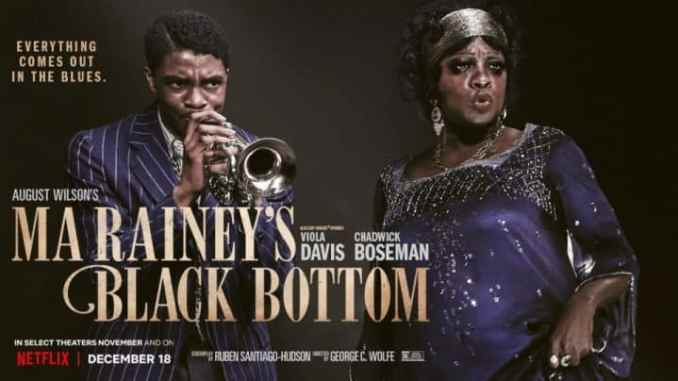 Oscars 2021: Ma Rainey's Black Bottom.