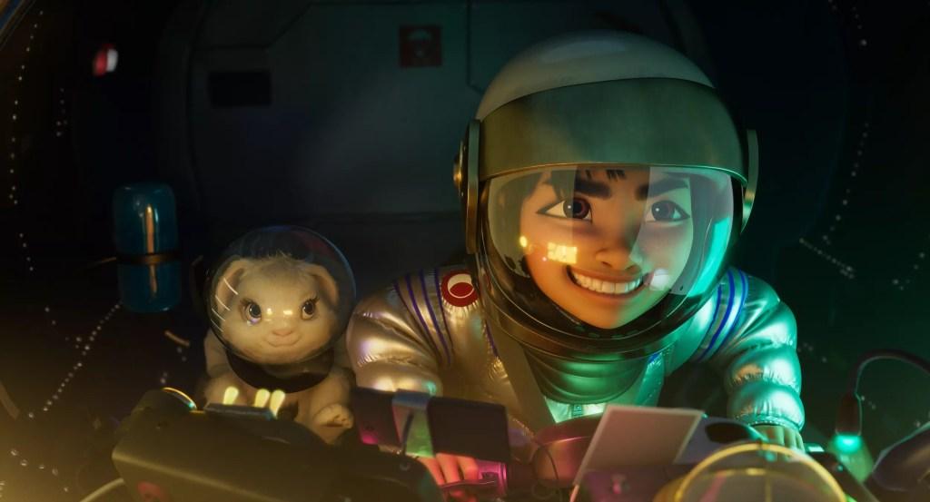 Oscars 2021: Over the Moon.