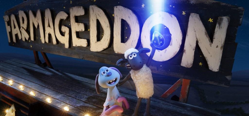 Oscars 2021: Shaun the Sheep - Farmageddon.