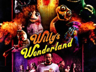 VOD Review: Willy's Wonderland.