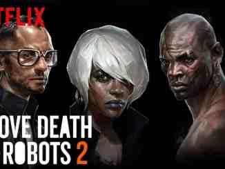 Binge or Purge?: Love, Death + Robots, Vol. 2