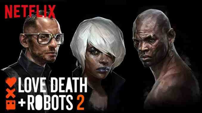 Binge or Purge?: Love, Death + Robots, Vol. 2