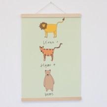 Print Hanger from ShutTheFrontDoor $29.99