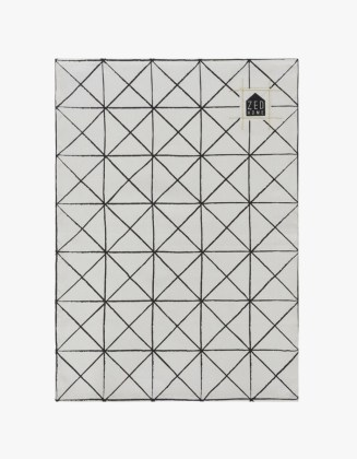 Geometry of Nature Tea Towel from Superette $15.00