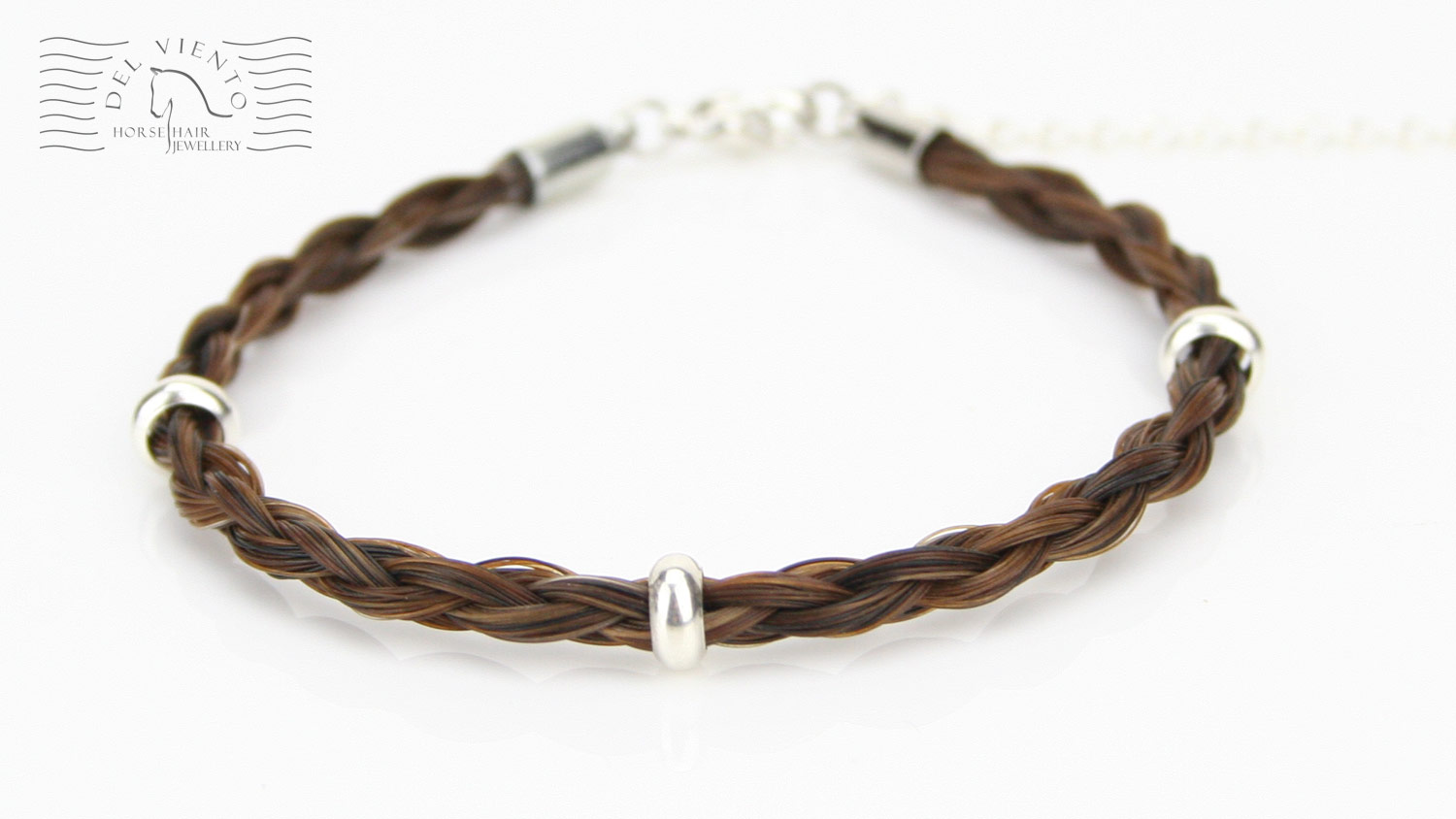 Horse Hair Bracelets, Hand Made From Your Own Horse's Hair