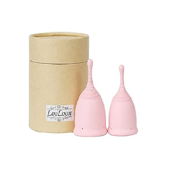 menstrual cup large and small