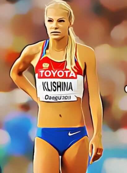 דריה קלישינה