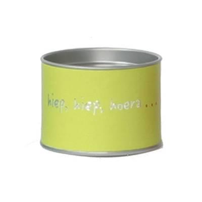 dekseldoos klein lemon green