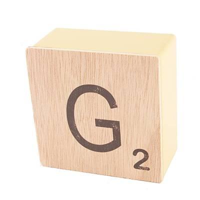 letter box G