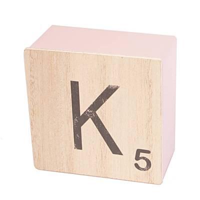 letter box K
