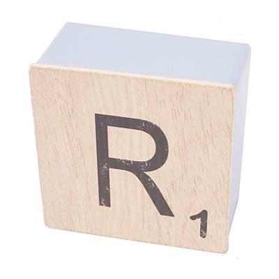 letter box R