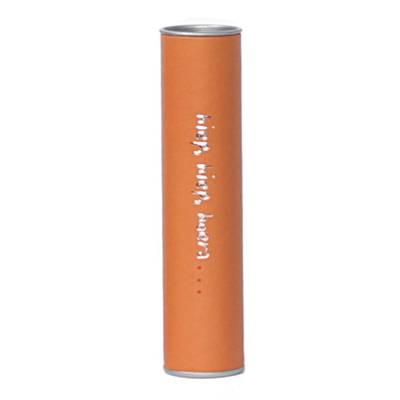 dekseldoos tube oranje