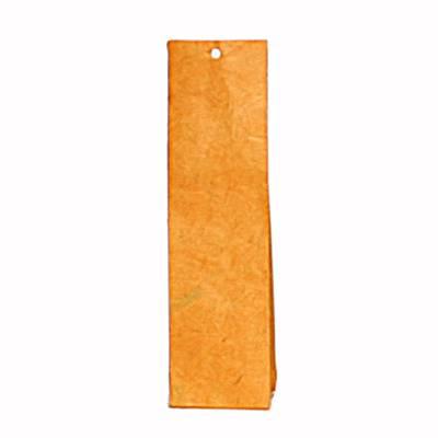 Hoog zakje lokta oranje
