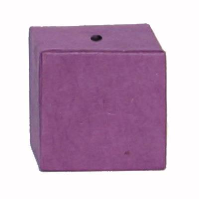 minidoosje lokta met gaatje violet
