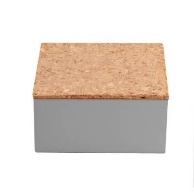 vierkant blikje kurk