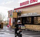 Repartidor Burger King
