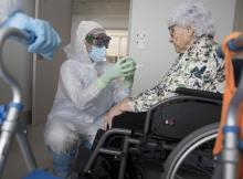 Enfermero Residencia El Berrueco INDEFINIDO