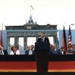 Ronald Reagan Brandenburg Gate Speech 28th Anniversary