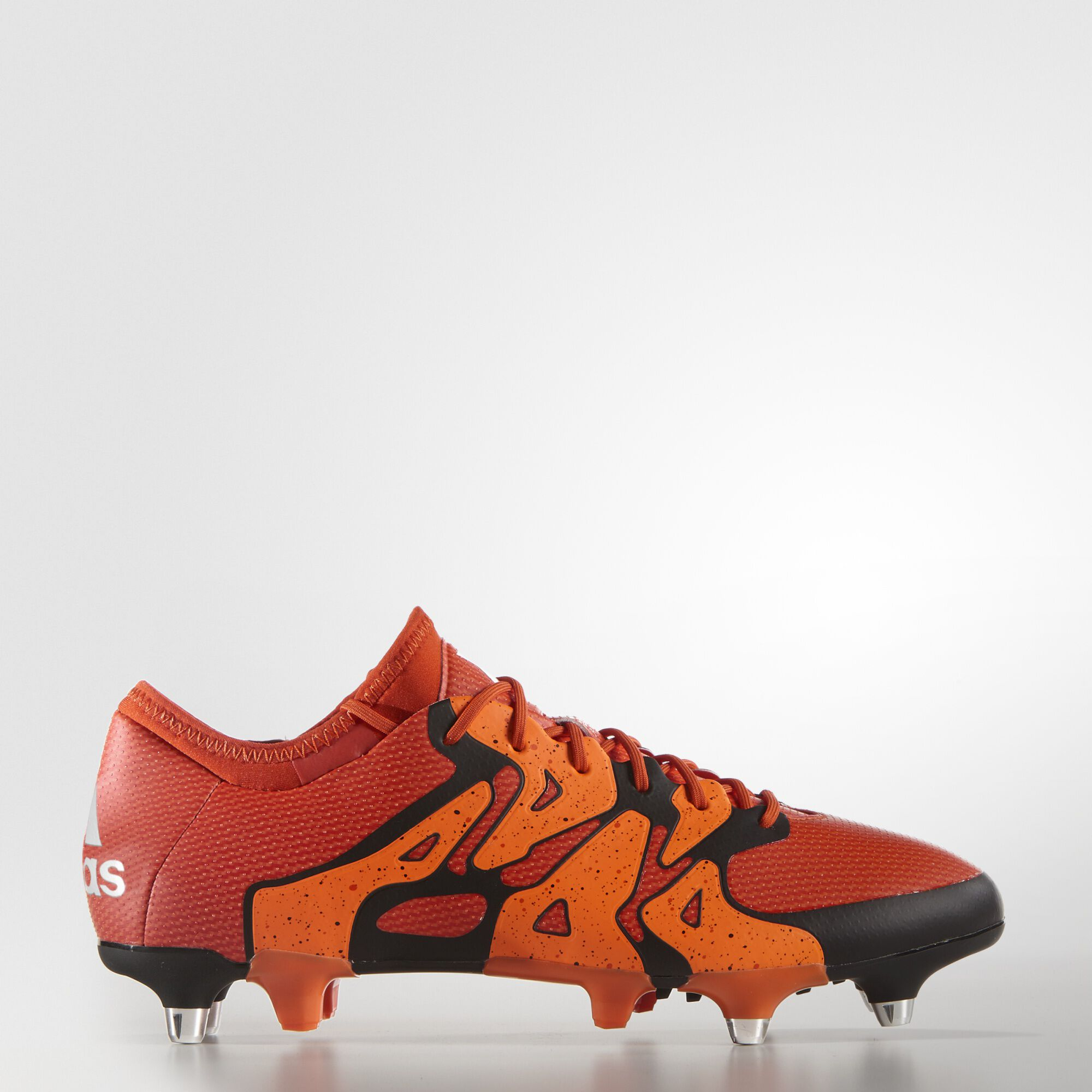adidas - Chuteira X 15.1 SG - Campo Bold Orange White Solar Orange S83168 4dd1e7d4eafe4