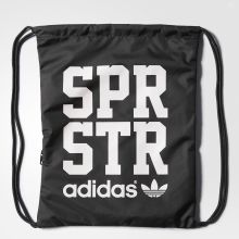 adidas Superstar Gym Sack Black