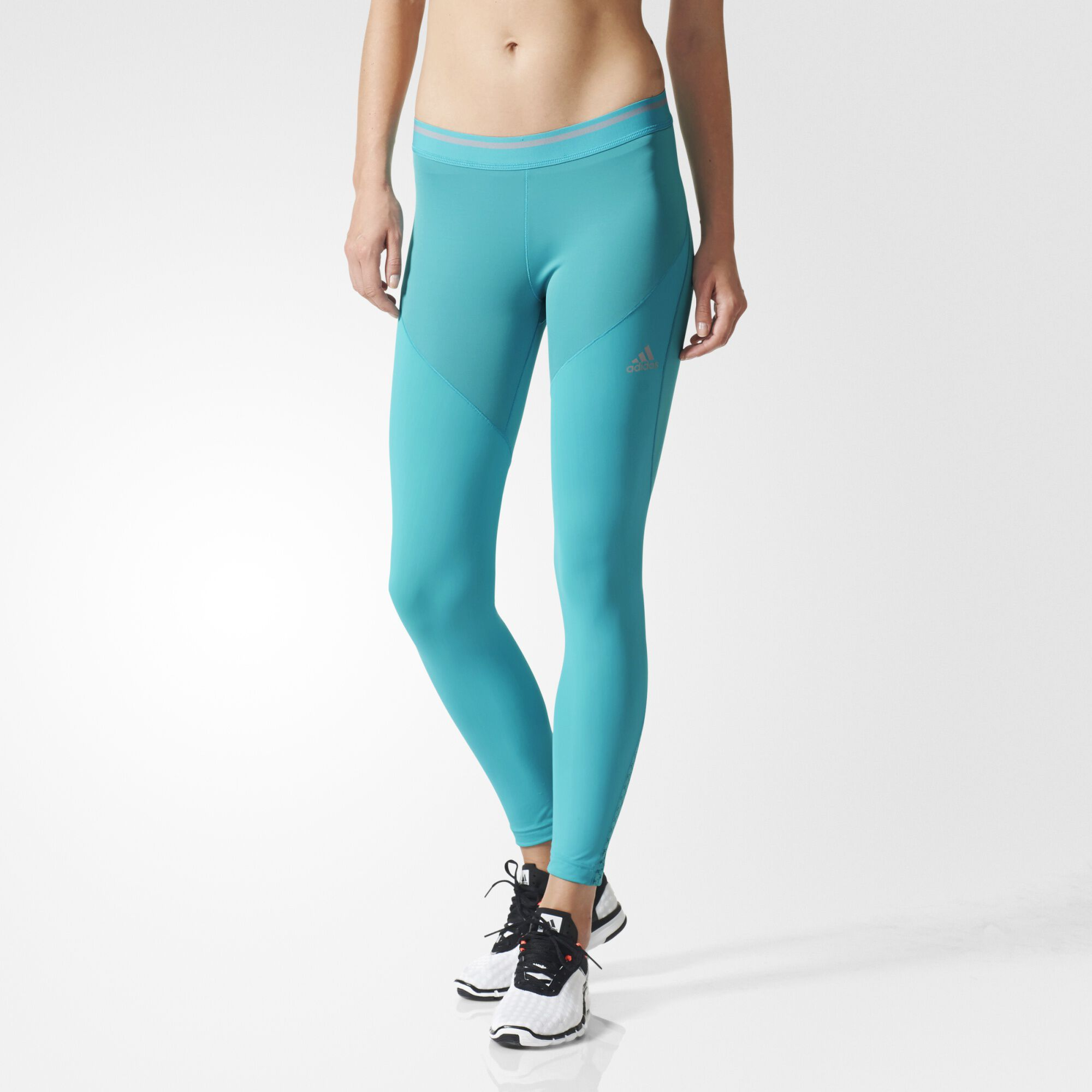 adidas Techfit Climachill Tights Blue