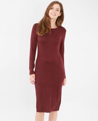 Le pull oversize 15 looks cozy à copier - robe pull longue