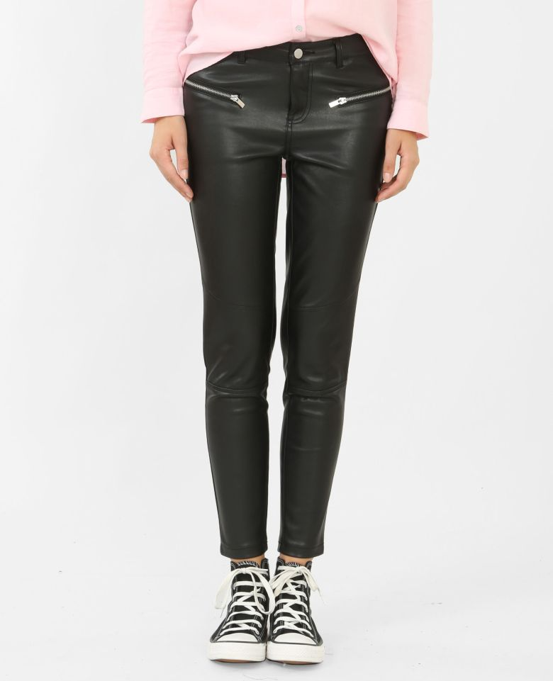 Pantalon simili Pimkie