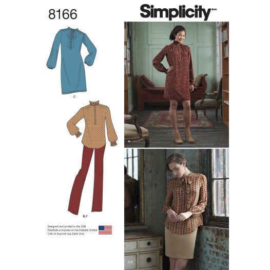 Simplicity 8166