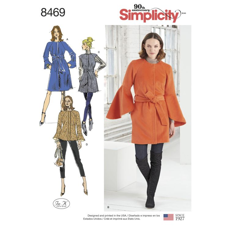 Image result for simplicity 8469