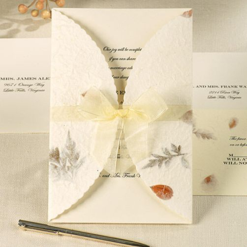 Brides Wedding Invitation Kits And Get Inspired To Create Your With Smart Design 15