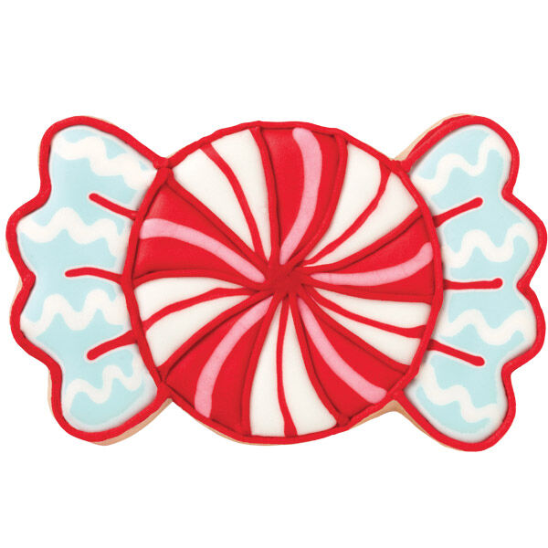 Wrapped Candy Swirl Cookie   Wilton (1000 x 1000 Pixel)