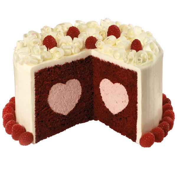 Red Raspberry Velvet Cake Wilton