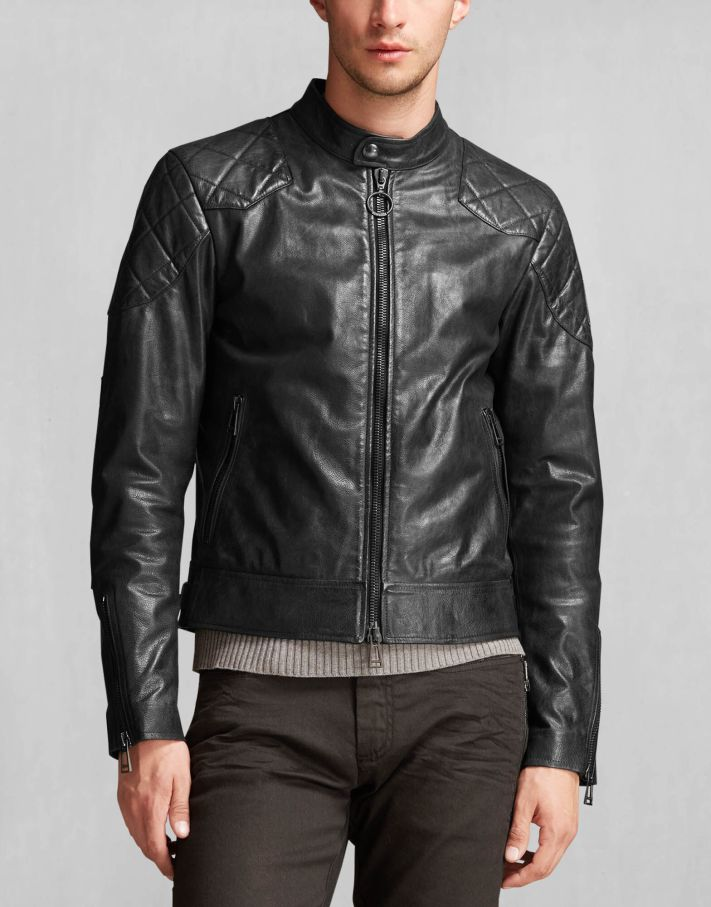 The Outlaw Jacket Black