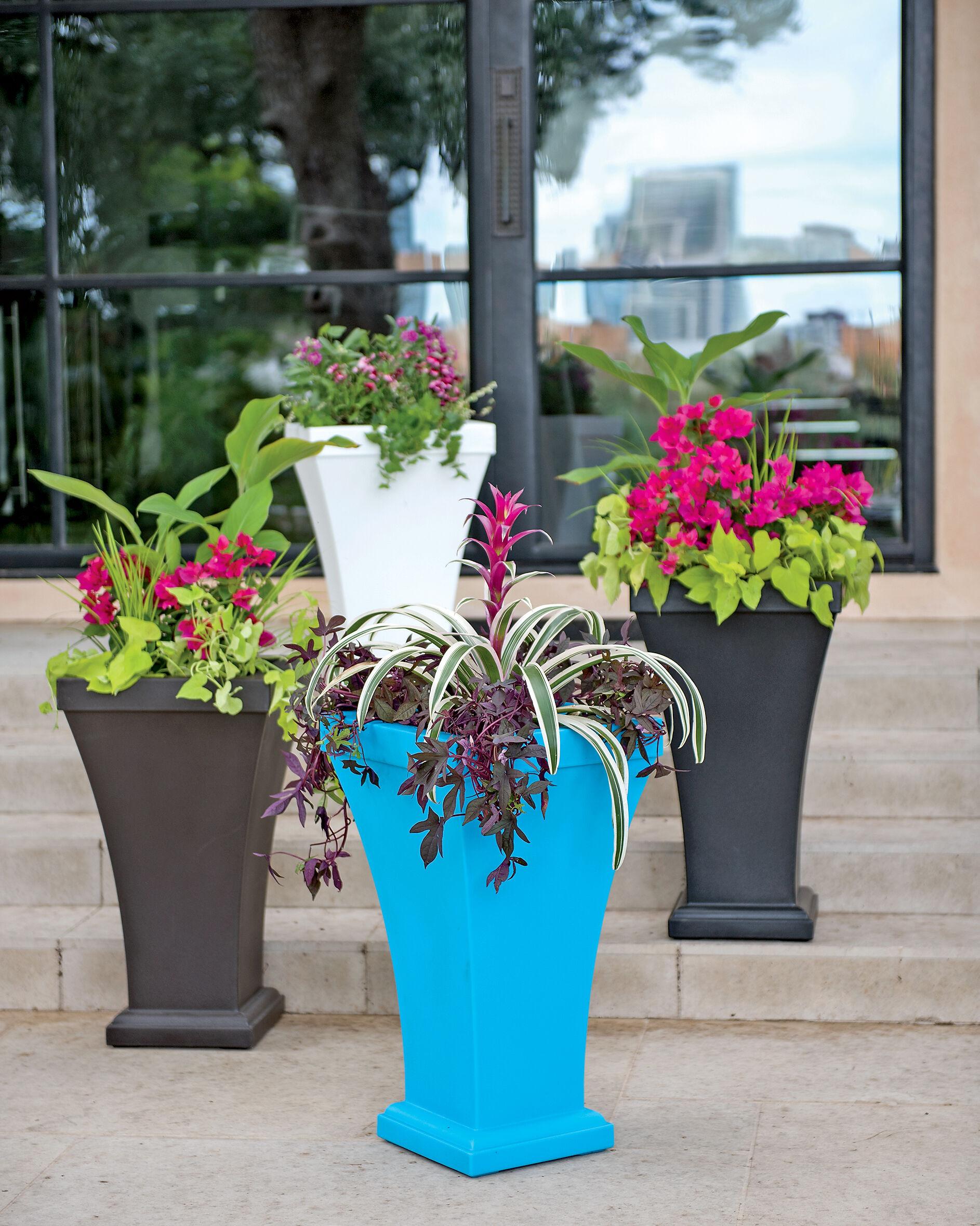 Tall Urn Planters Cheap