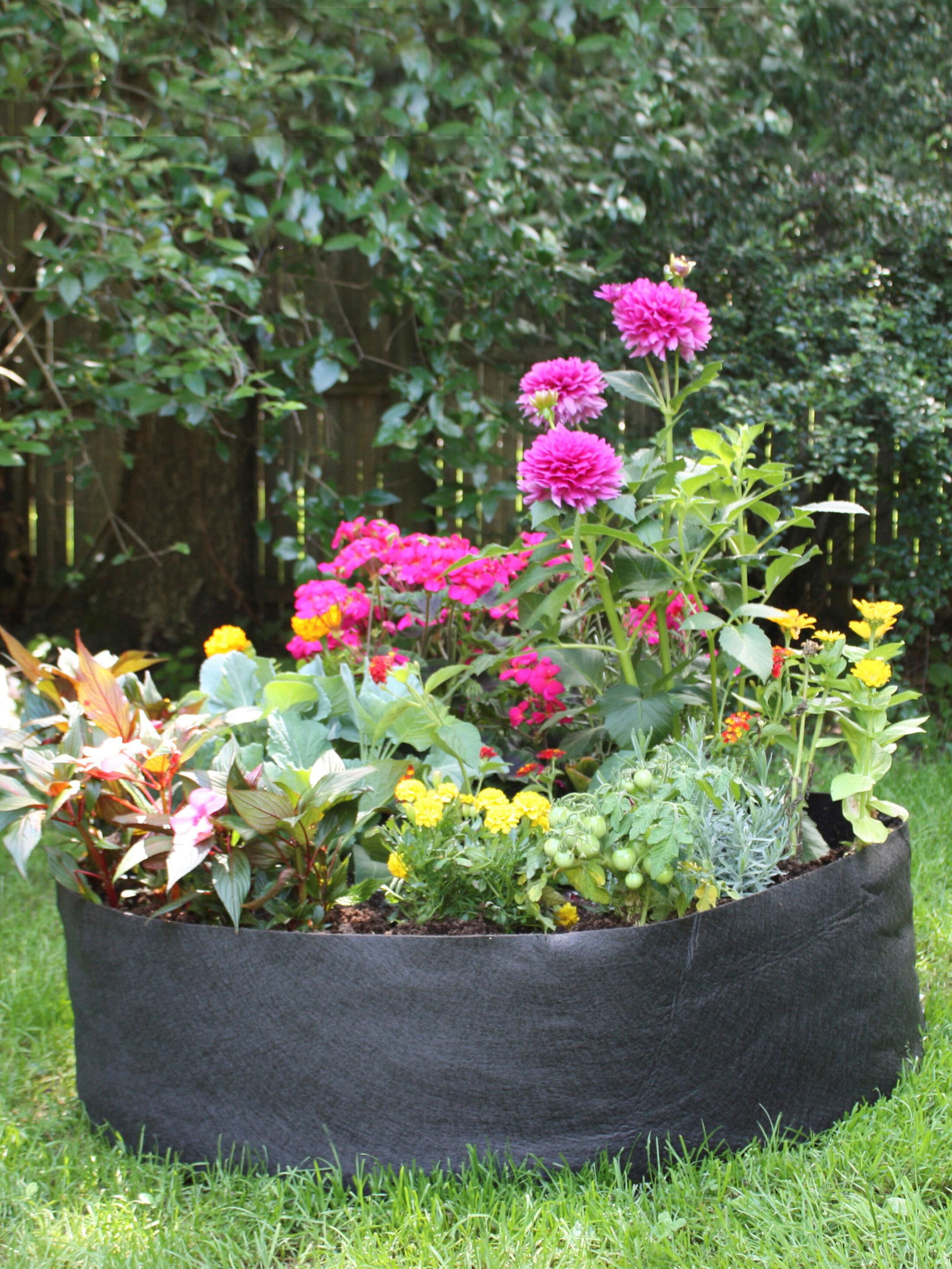Raised Garden Soil Calculator