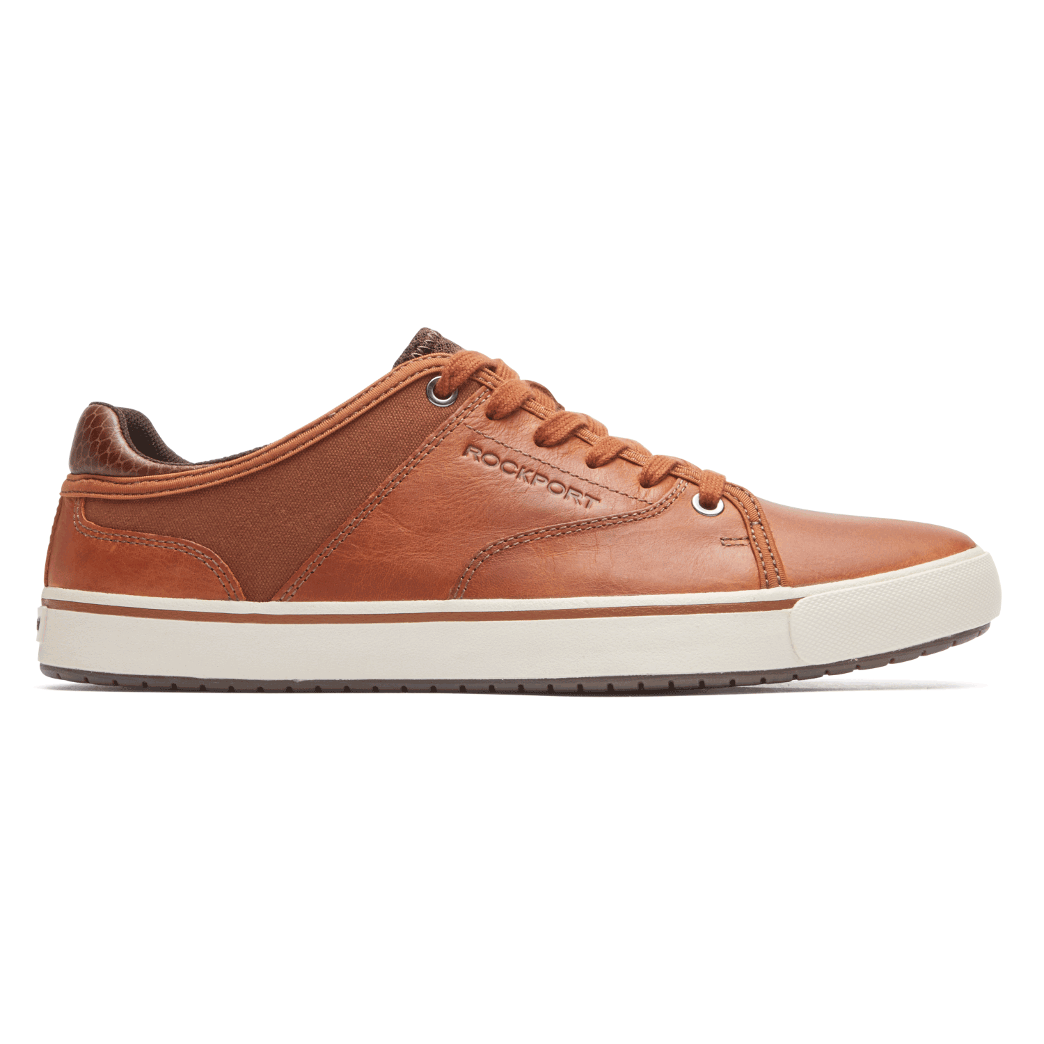 Rockport Men's Tan Path to Greatness Lace to Toe