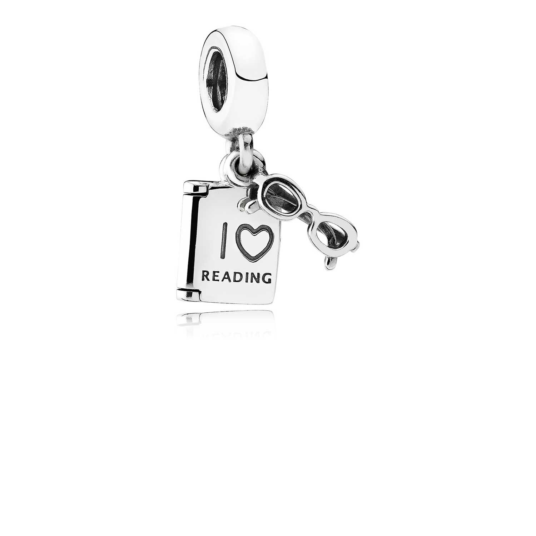 PANDORA Love Reading Charm 791984 Ben Bridge Jeweler