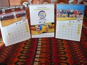 Calendario Solidario 2015