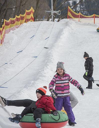 Ski Center Demänova