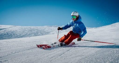 TOP 5 ośrodków narciarskich i terenów, które masz z Demänová prawie do skakania