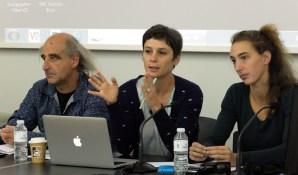Table ronde #2 - Marcel Escolano, Marie Bataillon, Noémie Bouissou