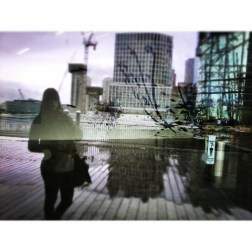 ICA USA boston massachusetts selfie antieselfie reflection reflejo instituteofcontemporaryart art arte