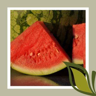 Watermeloen heel