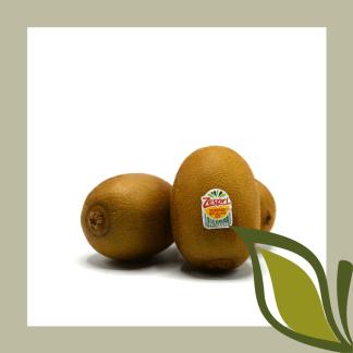 Gele kiwi zespri