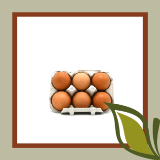 eieren bruin