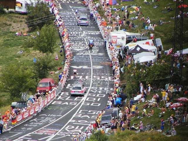 Alpe D´Huez estará en Criterium Du Dauphiné