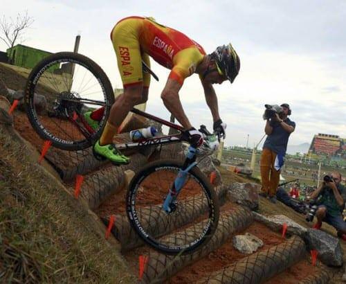 Carlos Coloma, medalla de bronce en los Juegos Olímpicos
