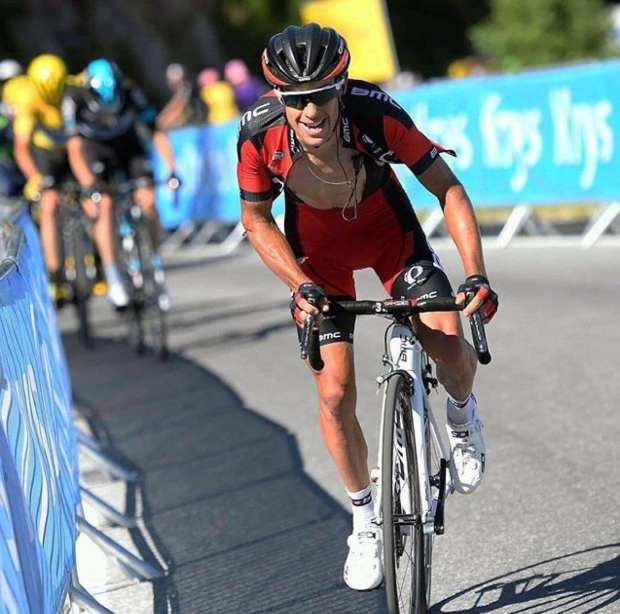 Richie Porte en el Tour de Francia